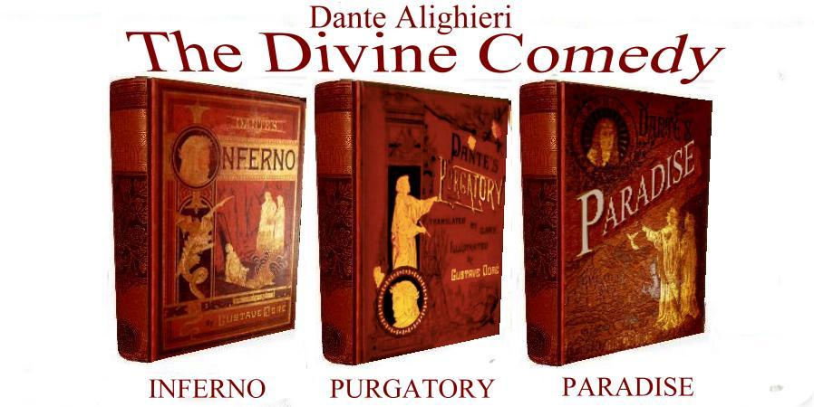 divine comedy book report What is the main idea of the book the divine comedy is an epic poem by dante alighieri narrated in the first person by the poet as.